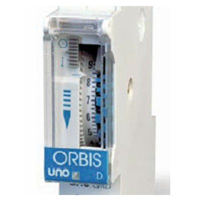 Interruptor horario modular Orbis UNO...