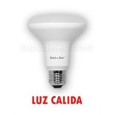 Bombilla R90 LED E27 luz cálida Samsung