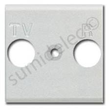 Tapa para toma de televisión blanco BTicino N4204