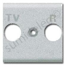 Tapa para toma de televisión Bticino color tech NT4204