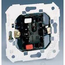 Pulsador con luminoso simon 75160-39 para series 75 82 88