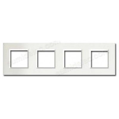 Marco de 4 ventanas color blanco...