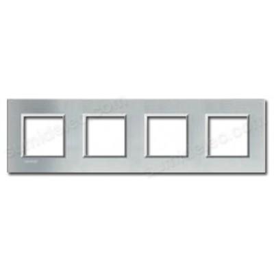 Marco color tech de 4 ventanas...