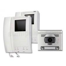 Kit videoportero Tegui 2 viviendas Serie 7 375047