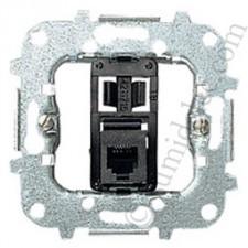 Conector hembra rj45 utp categoria 5E 8 contactos 8118.5