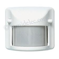 Sensor detector movimiento infrarrojo blanco 8241.1ba Arco