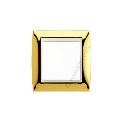 Marco Oro marfil 1 elemento 82714-66