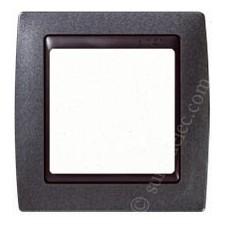 Marco gris granito 1 elemento 82814-60 simon