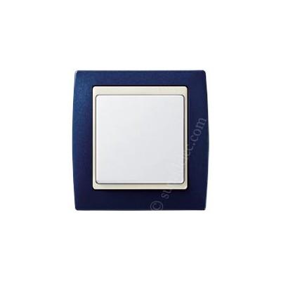 Marco Azul metalizado 82714-64 Simon...