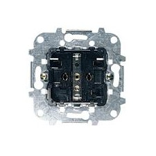 Toma enchufe Niessen 8188.6 schuko conexión automática