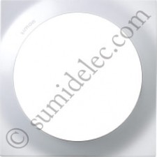 Marco blanco 1 elemento 88612-30 Simon 88 gama cuadrada