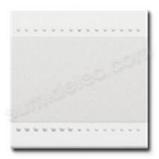 Cruzamiento ancho color blanco BTicino N4004M2N