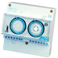 Interruptor horario Orbis SUPRA QRSD CON reserva >100 h