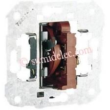 Conmutador de tirador simon 75203-39 para series 75, 82