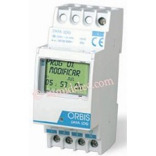 Interruptor horario digital Orbis DATA LOG ob174012