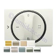 Tapas varios colores para conmutador rotativo 8454 Olas