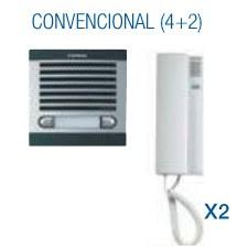 Kit portero citymax 2 lineas 6325 FERMAX