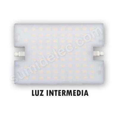 L mpara lineal r7s de leds 20w samsung luz natural precio - Bombilla luz natural ...