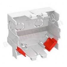 Caja de 1 módulo puestos de trabajo ISM15010 Schneider