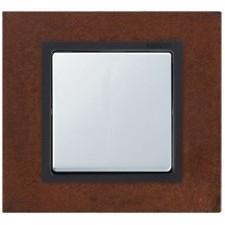 Marco óxido 1 elemento 82817-36 Simon 82 nature metal
