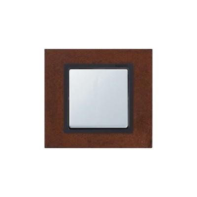 Marco xido 1 elemento 82817 36 simon 82 nature metal precio - Simon 82 precios ...