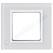 Marco cristal blanco 1 elemento 82617-30 Simon Nature 82