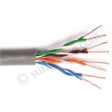 Cable de red de datos utp categoria 5e gigamedia