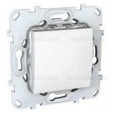 Interruptor bastidor tecnopolimero ancho u5.201.18 blanco unica