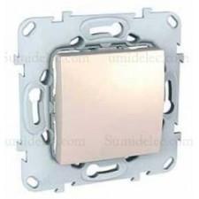Interruptor bastidor tecnopolimero ancho u5.201.25 marfil unica