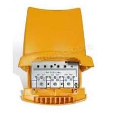 Amplificador mastil televes 5354 UHF 2 entradas 4 salidas