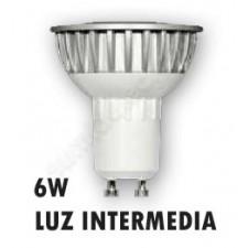 Bombilla de LED GU10 6w S-Line 4000k