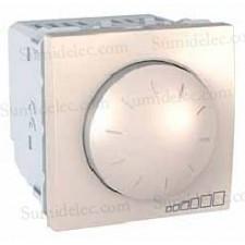 Regulador interruptor giratorio u3.510.25 marfil unica eunea