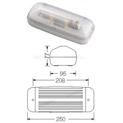 Luz de emergencia normalux 60 lumenes s 60 serie stylo precio - Precio luces de emergencia ...