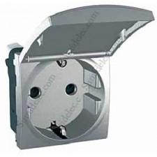 enchufe mgu3.037.30ta aluminio top tapa proteccion infantil