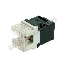 Conector RJ45 informatica cat 5E AMP Gigamedia