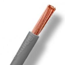 Cable de 25 mm unipolar flexible por metros cero halógenos gris