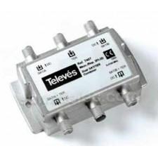 Mezclador repartidor ICT-2 3e/2s televes 740710