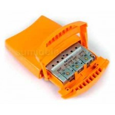 Amplificador baja ganancia mastil 3e/1s 5370 televes