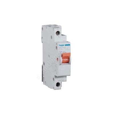 Automatico magnetotermico Hager DPN...
