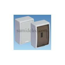 Caja icp automáticos superficie 4 elementos 40A 8699 solera