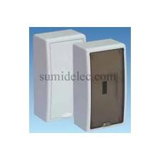 Caja icp automáticos superficie 4 elementos 63A 8209 solera