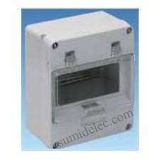 Caja estanca distribucion Solera 899 IP54 libre halógenos