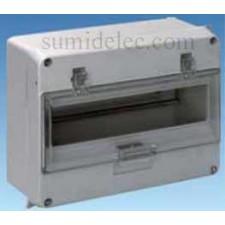 Caja estanca distribucion Solera 896 IP54 libre halógenos