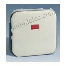 Interruptor bipolar piloto serie 31 marfil simon 31134-31