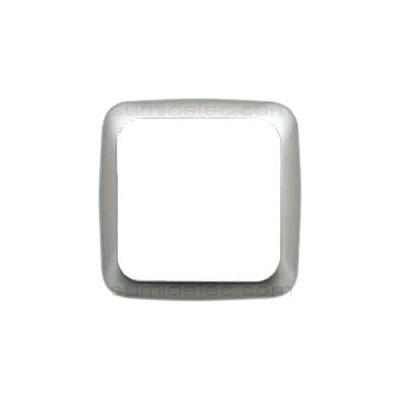 Marco 1 elemento aluminio serie 31 simon 31611 33 precio - Precio simon 31 ...