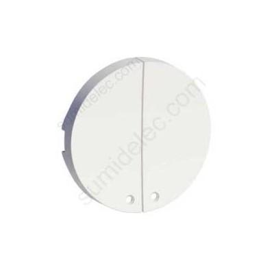 Tecla doble visor led S520298 serie...