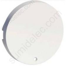 Tecla simple visor led S520297 serie odace schneider