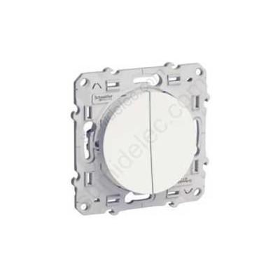 Doble interruptor S520211 10ax serie...