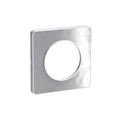 Marco 1 elemento aluminio martele...