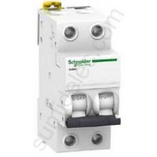 Automático magnetotérmico A9K17206 2P 6A schneider